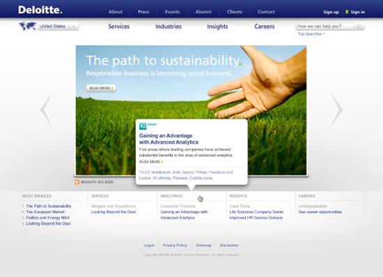 Deloitte & Touche Consulting