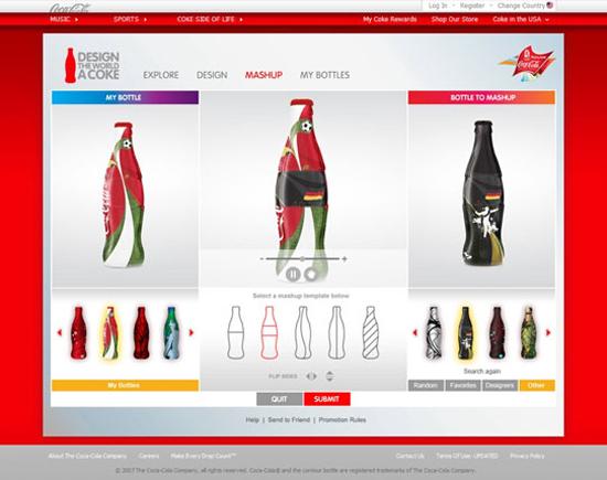 Design the World a Coke