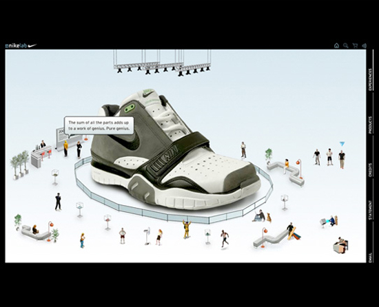 Nike Lab – Restoration