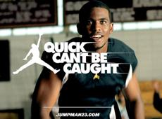 Jordan – Quick Can't Be Caught, TV