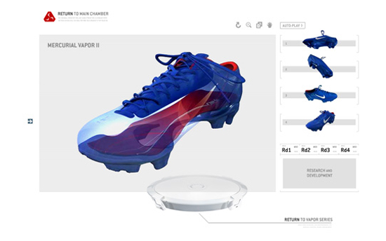Nike Lab – Vapor Station